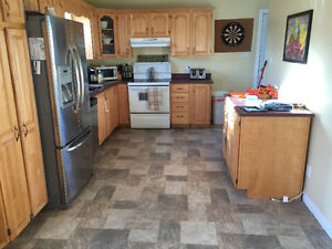 3 bd/ 2 bath house for rent 5 minutes from Antigonish