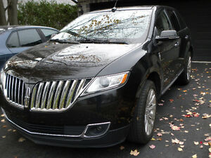 LINCOLN MKX LTD+AWD+NAVIGATION+PANORAMIC ROOF
