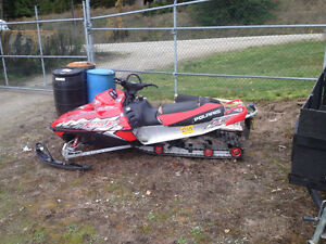 Great sled. Rips on an almost new rebuilt engine.
