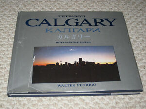 Walter Petrigo - Petrigo's Calgary - International Edition