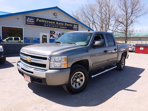 2009 chevy silverado 4x4 crew cab certified etested we finance