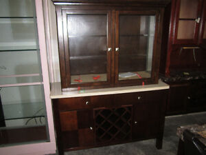Beautiful 2 piece Hutch Buffet - Delivery Available