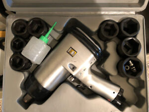 Industrial Air Impact Wrench