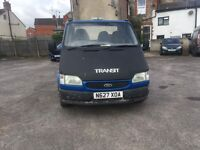 Ford transit recovery truck 2.5d