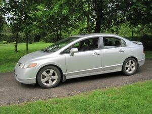 2008 Honda Civic EXL Sedan
