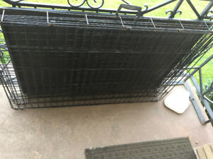 Xl dog crate/cage