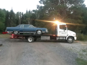 flat-rate towing