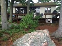 Last minute - Fishermans special- Private island cottage