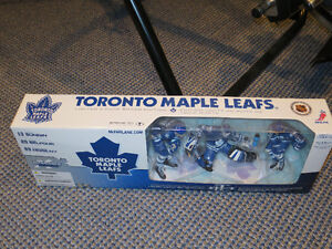 McFarlane - Toronto Maples 3 pack - Sundin/Belfour/Mogilny Kitchener / Waterloo Kitchener Area image 1