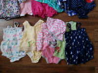 Infant Female clothing summer 3-6 months