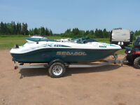 PARTING OUT SEA DOO CHALENGER 1800