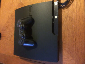 Ps3 with one controller $100
