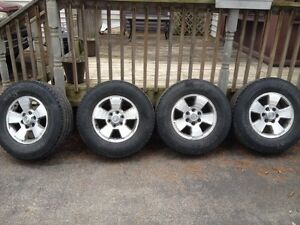 Toyota  Tacoma factory  rims / wheels tires for winter