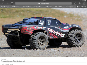 Want to buy traxxas 1/10 scale RC