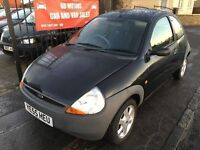 2005 (55) FORD KA DESIGN, 5 MONTHS MOT, TRADE IN TO CLEAR £550