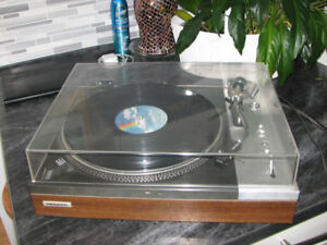 Pioneer PL-510A Direct-Drive Turntable