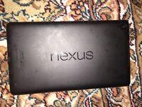 Nexus 7 tablet good condition 16 gb