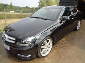 Mercedes-Benz C250 2.1CDI ( 204ps ) ( Premium Plus ) 7G-Tronic Plus 2014.5 AMG