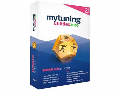 S.A.D. mytuning utilities 2020 (2-Platz-Lizenz) NEU DVD