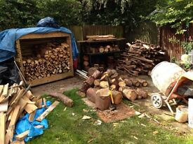 Logs & Firewood Wanted