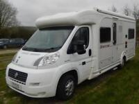 Autocruise Startrail 2009 4 Berth Rear Fixed Bed Motorhome For Sale