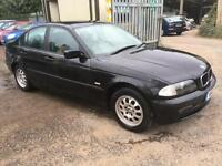 BMW 318 1.9i i SE BREAKING FOR PARTS ONLY ALL PARTS AVAILABLE PAINT CODE 303/9