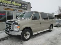 Ford E-350  15 PASSAGERS 2008