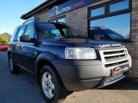 2002 LAND ROVER FREELANDER 2.0TD4 GS ESTATE DIESEL