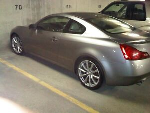 2008 Infiniti G37 S   Model Coupe (2 door)