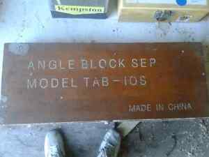 Angle Blocks - Lee Valley $25 Kitchener / Waterloo Kitchener Area image 2