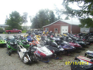 USED SNOWMOBILE PARTS - Wrecking , Recycling and Salvage London Ontario image 6