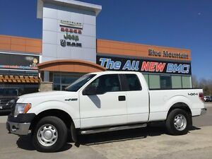 2014 Ford F-150 XL  ACCIDENT FREE, BOX LINER, RUNNING BOARD, TOW