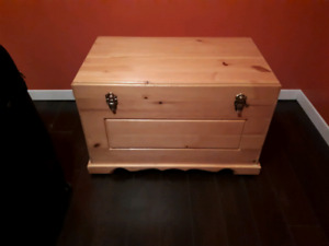 Homemade chest