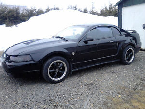 ***** FOR SALE OR TRADE ***** 1999 FORD MUSTANG GT *****