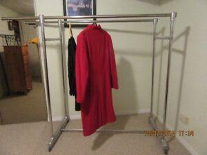 MOBLIE HANGING/DRESS RAIL