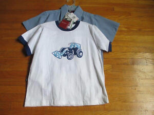BRAND NEW Boys Shirts from Sears Size 6X