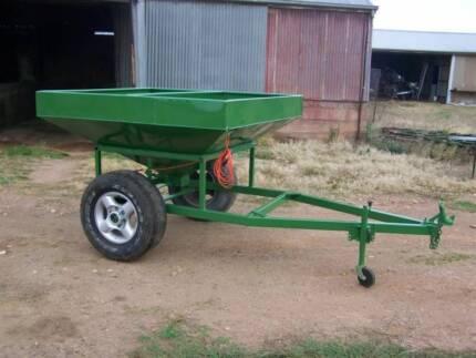 Surplus Farm equipment