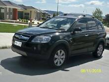 2008 Holden Captiva 7 seater LX    NO SWAP Holt Belconnen Area Preview