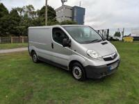Vauxhall Vivaro 2.0CDTi ( 90ps ) ( Euro IV ) 2700 SWB