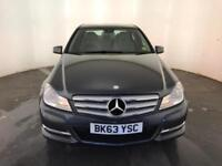 2013 63 MERCEDES-BENZ C220 EXECUTIVE SE CDI 1 OWNER SERVICE HISTORY FINANCE