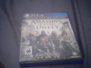 Ps4 game assassin's -creed