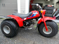 Honda Atc110 1984 impecable !!!!