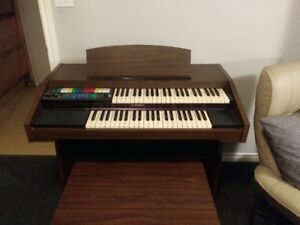 Lowrey Carnival Organ E-100 (works and looks perfect)