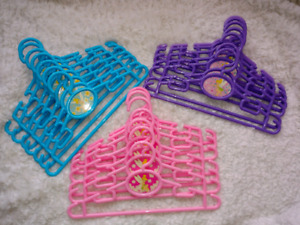 21 Cute Hangers for a lil girls wardrobe $15.
