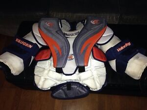 Vaughn V4 7360 chest protector