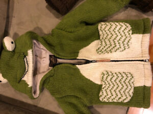 Boys Toddler knitted sweaters
