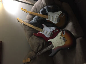 Anyone have a tele to trade for one of my strats?