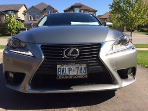 2014 IS 250 sport Lexus