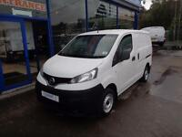 2013 NISSAN NV200 SE DCI WITH PARKING CAMERA - 1 OWNER - FSH - ONLY 38000 MILES