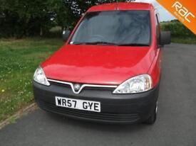 Vauxhall Combo 1.3 CDTi FSH CL SLD Drives Superb Bennett Van Sales Bickerstaffe